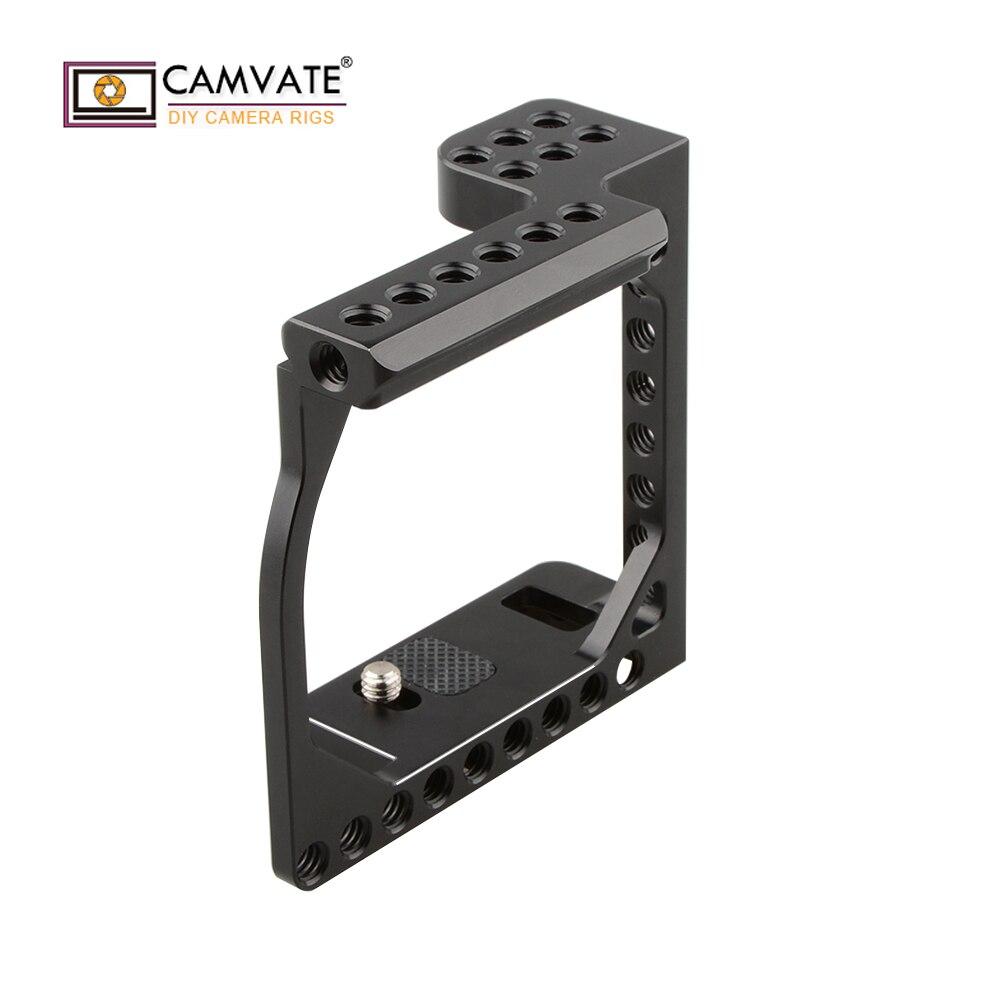 Image 5 - CAMVATE Camera Cage Frame For A6000 /A6300 /A6400/A6500