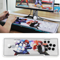 Hot Sale Video Game Console Kit With Double Joystick Button For Gamer Arcade TV PC Gifts
