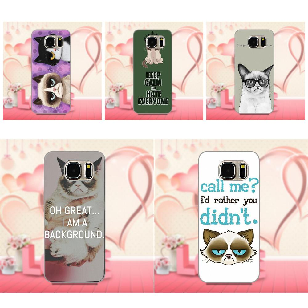 Soft Cell Bags For Xiaomi Redmi 5 4A 3 3S Pro Mi4 Mi4i Mi5 Mi5S Mi Max Mix 2 Note 3 4 Plus Grumpy Quotes I Had Fun It Was Awful