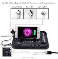 Multi Functional Car Navigation Mobile Phone Anti Slip Mat USB Charger For Lexus Rx350 Rx Gs