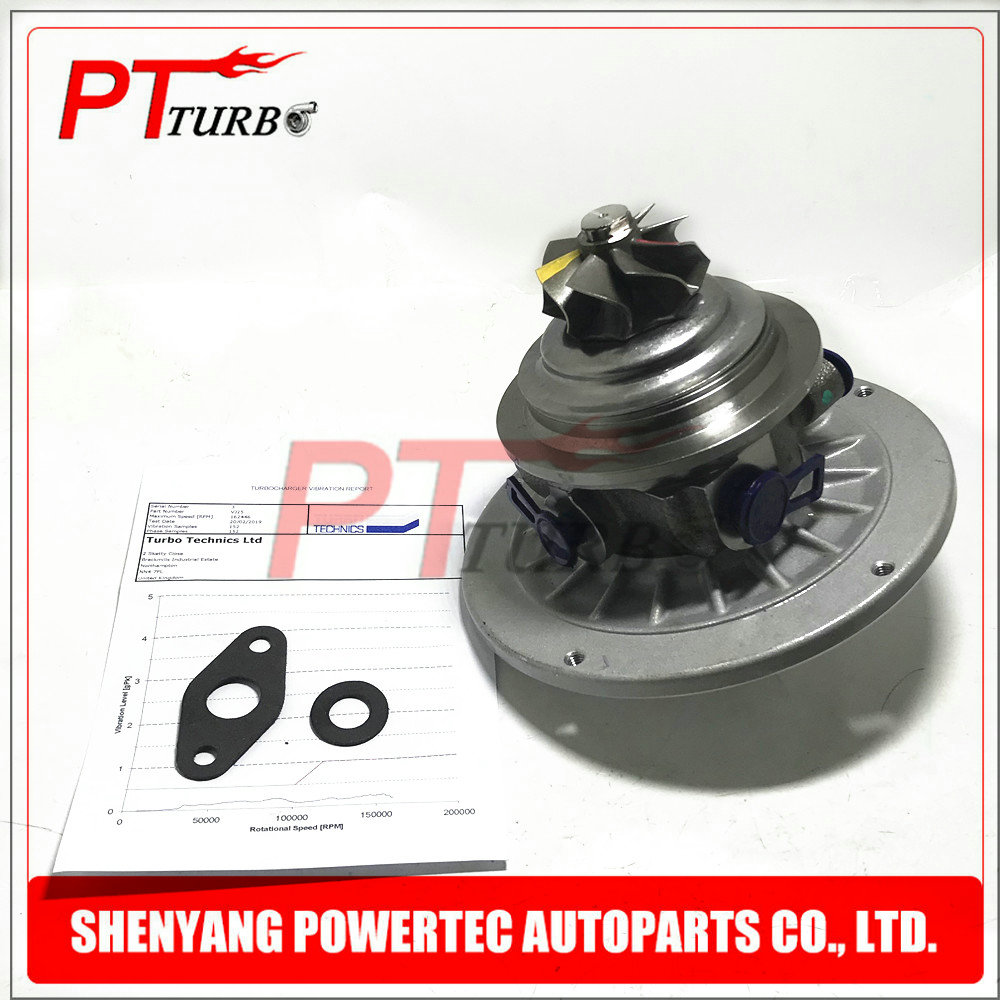 NEW Balanced Turbine Cartridge CHRA For Mazda MPV 2.5 TD J82Y 115 HP 1996-1999 - Replacement Turbolader Core VJ25 VB430012