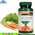 6 botellas de 500 mg * 60 cápsulas crema carotina beta caroteno cápsula
