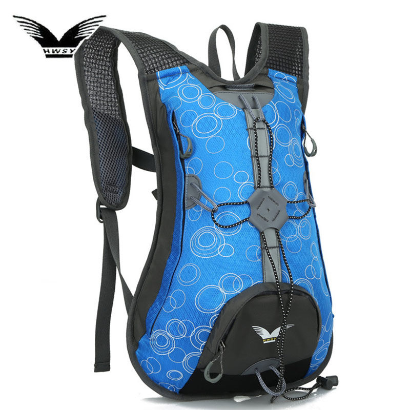 Riding Bicycle Backpack MTB Outdoor Sports Backpacks Equipment Breathable Outdoor Hiking Camping Sport Bags Cycling Bag XA97WA