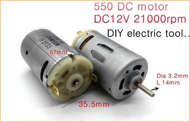 moteur dc 12v