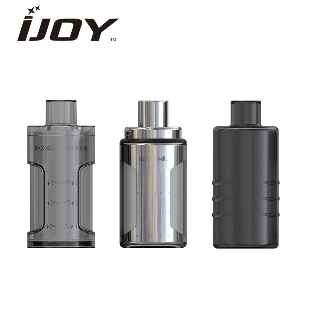 Original IJOY CAPO Squonk Bottle 9ml Capacity IJOY CAPO Squonker Kit/CAPO Squonker MOD E cigs Vape Bottle