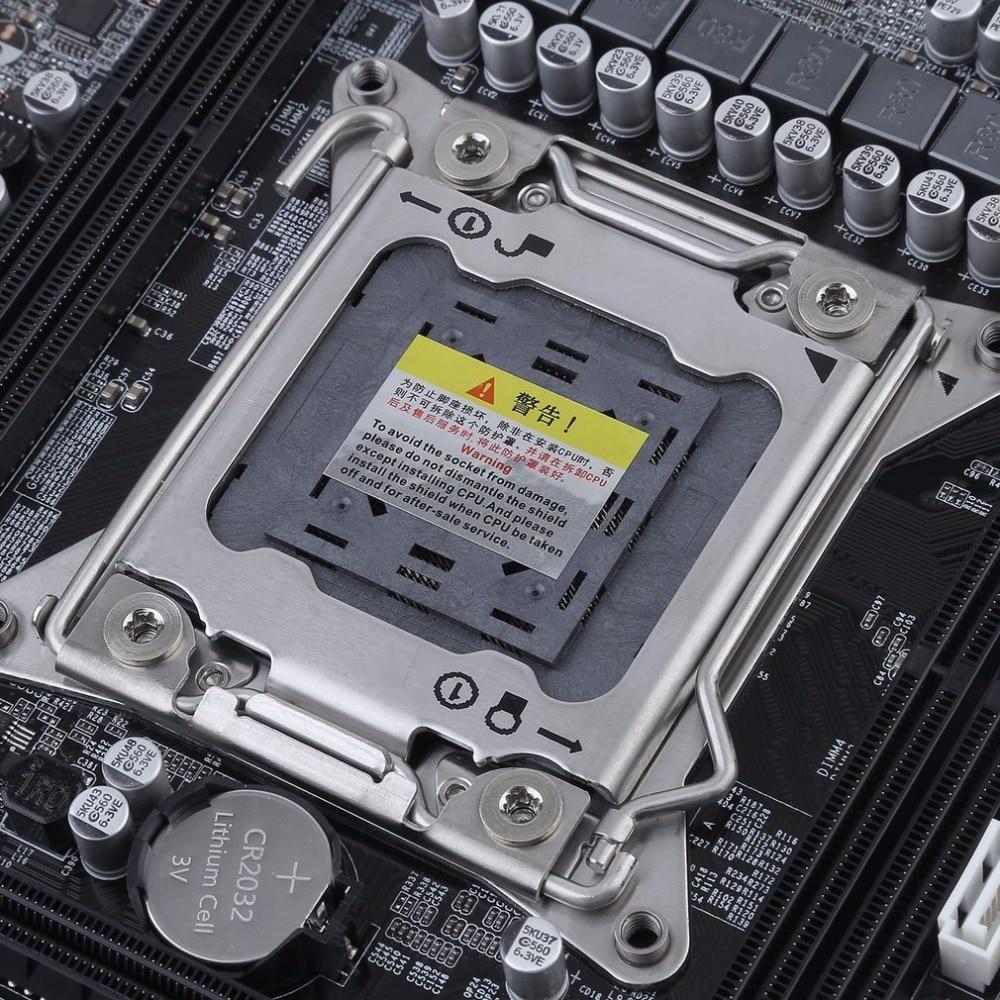 Профессиональный X79 настольный компьютер материнская плата Восьмиядерный Процессор сервер для LGA 2011 DDR3 1866/1600/1333