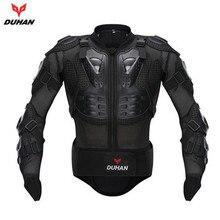 DUHAN Moto Professionnel Équitation Corps Prtection Motocross Racing Full Body Armor Spine Poitrine Équipement De Protection Veste Gardes