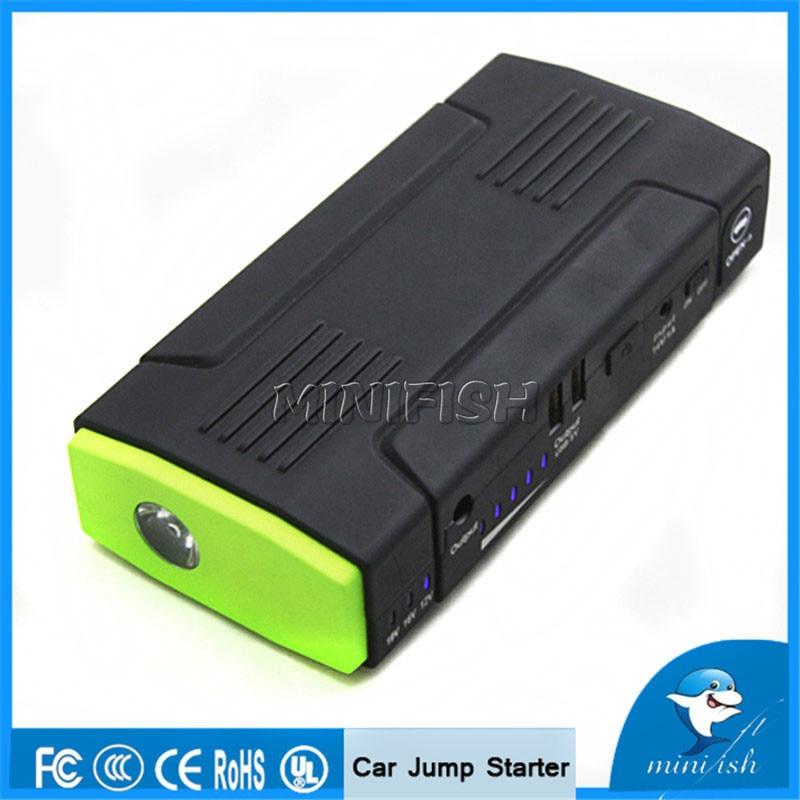 все цены на Car Emergency tools 12V portable multi function jump starter/68000mAh power Jump Starter