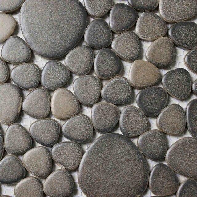 aliexpress : buy pebble ceramic tiles for bathroom shower
