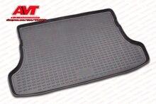 Trunk mats for Suzuki Grand Vitara 2005- 1 pcs rubber rugs non slip rubber interior car styling accessories
