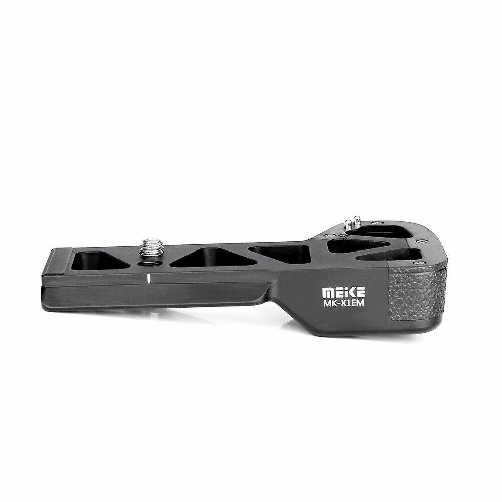 MEKE MK-X1EM metal hand grip for Sony a9 a7mIII a7RIII a7RII a7II a7sII ...