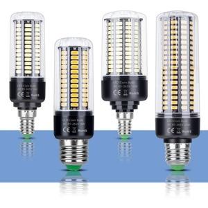 E14 LED Bulb Corn Lamp E27 220
