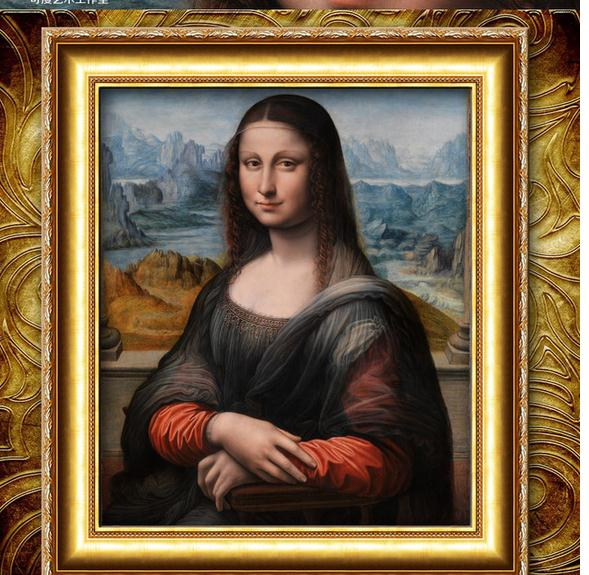 paintings mona wallpaper 1280x980 - photo #24