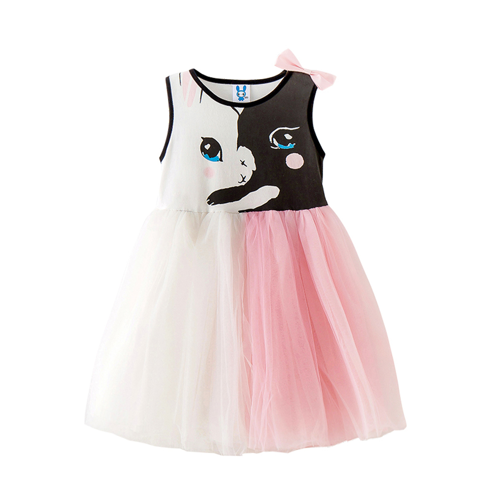 B-S15 nouvelle mode d'été filles robes 2018 enfants robes pour filles robes de princesse 5-14 T enfants Net-fil robe élégante pour les filles