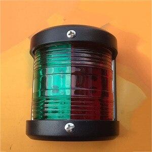 Image 3 - Bi   Color LED Light Navigation Light 12 V สีแดงสีเขียว Bow Light Sailing สัญญาณกันน้ำ