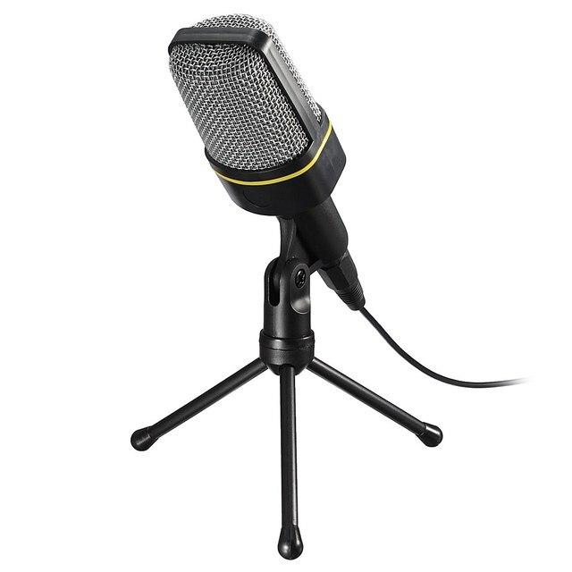 Бренд ELEGIANT SF-920 Студийный 3.5 мм Проводной Конденсаторный Микрофон Микрофон Записи Микрофон Для Компьютера Мультимедиа