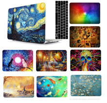 Laptop Tablet Protective Hard Shell Case Keyboard Cover Skin Set Bag For 11 12 13 15″ Apple Macbook Air Pro Retina Touch Bar MAC