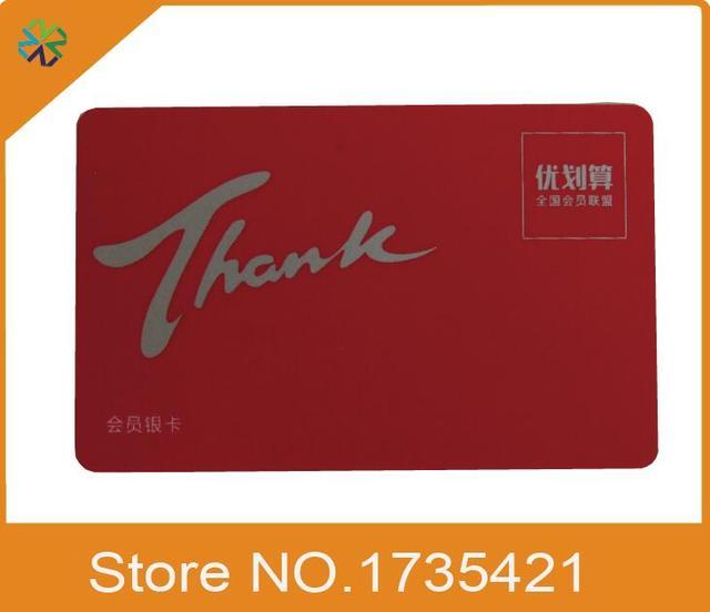 2000pcslothole punched custom glossy plastic business card name 2000pcslothole punched custom glossy plastic business card name card printing reheart Gallery
