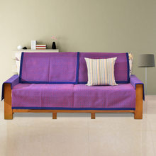 Modern Chic Style Plaid Fabric Sectional Sofa Cover Sofa Towel Home Decoration(China)