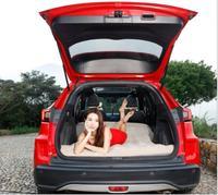 Автомобиль надувной матрас Air путешествия кровать сиденья универсальный заднее сиденье матрас Открытый мягкие постельные принадлежности
