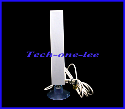 10 Pieces/lot 5.8Ghz 16dbi Omni Dual-band Antenne Antenna With RP SMA Male Connector Free Shipping