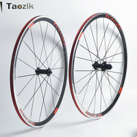 Original COSTTU Bearing V 700c Wheel 18 24 Hole Racing Road Bike Wheelset Wheel