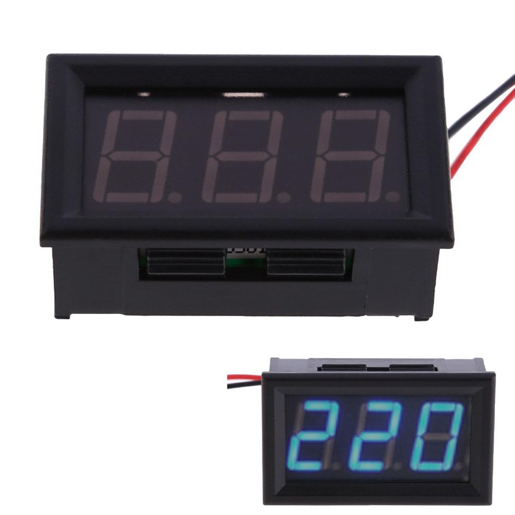 Digital Panel Meter : Online buy wholesale ac digital panel meter from china