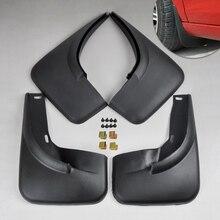 DWCX 4x Автомобильные Брызговики высокого качества полужесткие пластиковые для VW JETTA BORA MK5 2006 2007 2008 2009 2010
