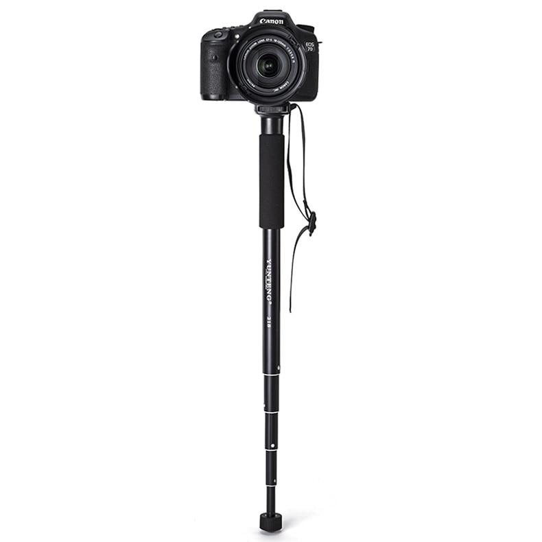 NEW Professional 218 Camera Tripod Portable Monopod Unipod For Camera Photograph Nikon Sony Canon Samsung Russia