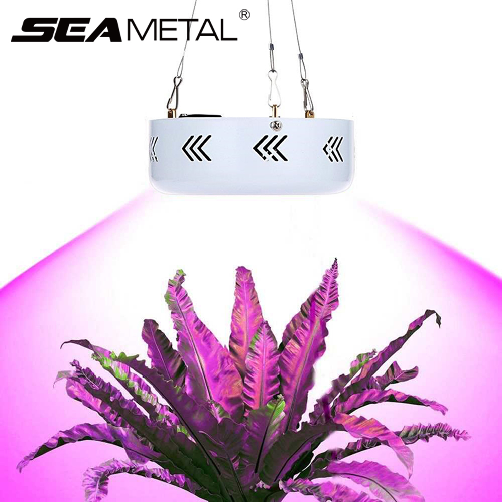 Fito 360W Dual Chip 36 LED Grow Lamp Light For Plant Fitolamp Full Spectrum Indoor Greenhouse Flower Seed Phyto Hydroponice