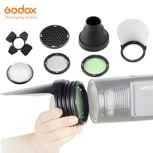 Image 5 - Godox multi function Accessories AD S17/BD 07/AD L/H200R/EC200/AD B2/RS18/AD S2/AD S7/AD M Flash accessory for AD200 flash