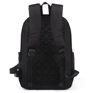 Image 2 - MOYYI mochila de estilo Simple para hombre, morral de gran capacidad, bolso de hombro masculino para montañismo, bolsas versátiles funcionales para ordenador