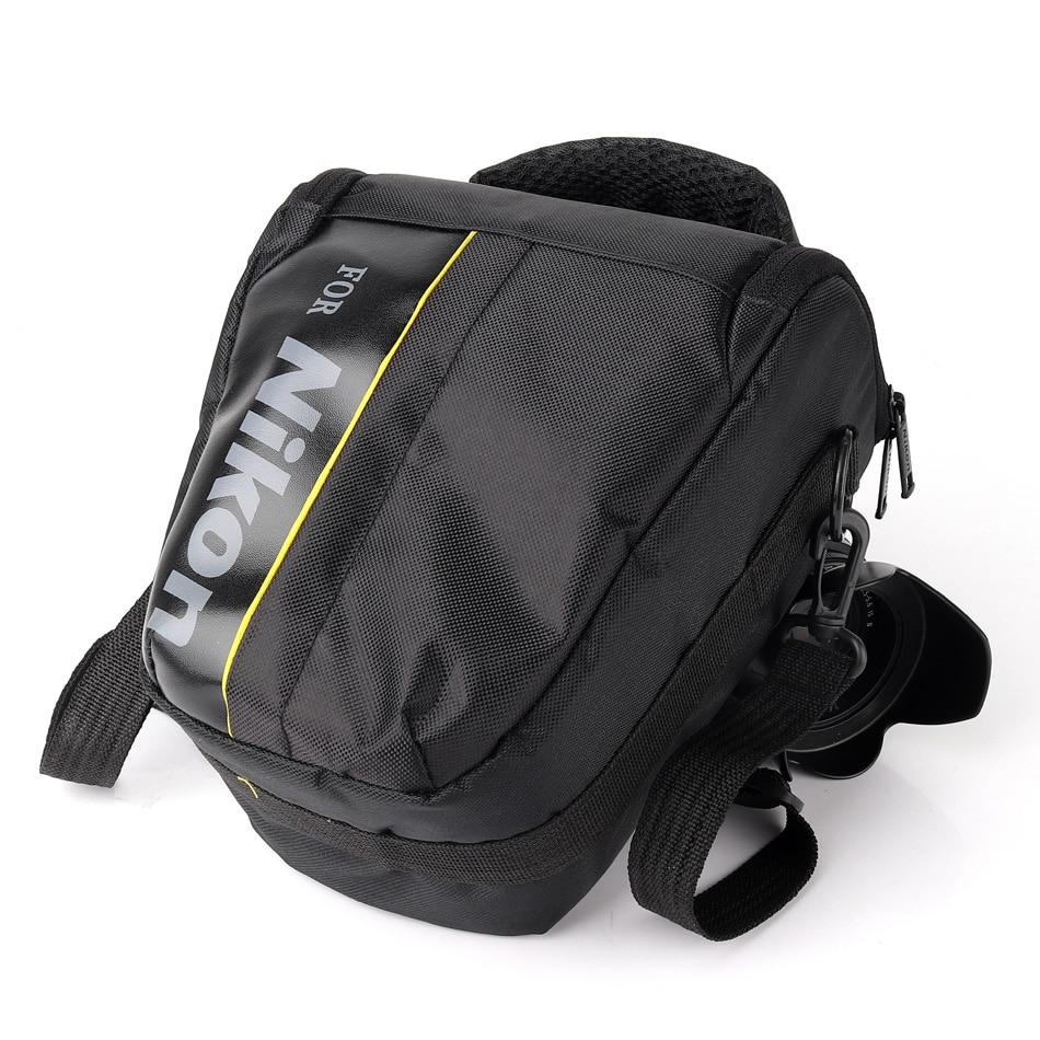 DSLR Camera Bag Case For Nikon P900 P1000 D750 D5600 D5300 D5100 D7000 D7100 D7200 D3100 D80 D3200 D3300 D3400 D5200 D5500 D3100
