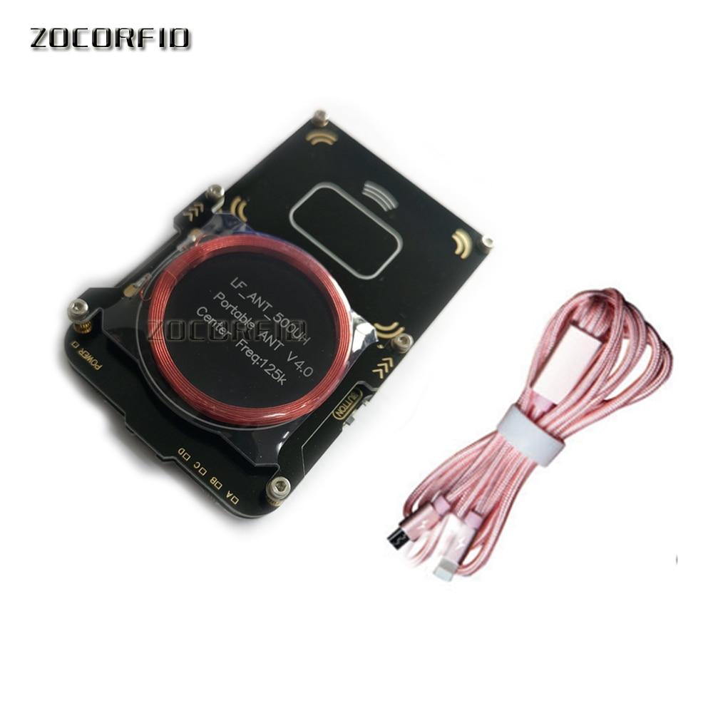 Mise à niveau proxmark3 développer des Kits de costume 4.0 proxmark RDV4 NFC lecteur RFID écrivain pour copieur de carte rfid port USB 512 K