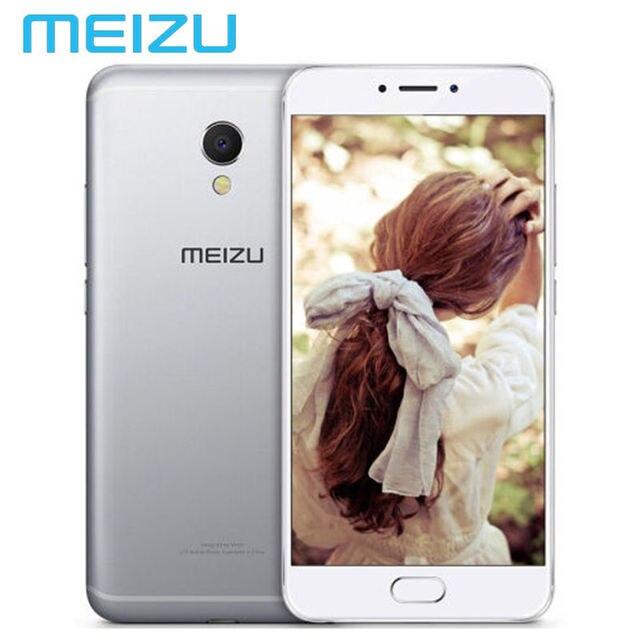 """Оригинальный Meizu MX6 3 ГБ 32 ГБ Глобальной прошивки OTA обновление Мобильного Телефона Android Мобильного Дека Core 1920x1080 P 5.5 """"12MP M685Q"""