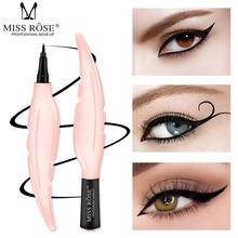 MISS ROSE Brand Leaf eyeliner natural long-lasting waterproof liquid pen beauty makeup