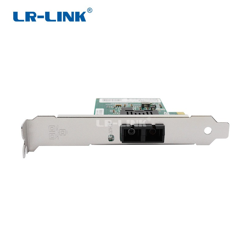 Image 5 - LR LINK 6230PF LX PCI Express Network Card 1000Mb Gigabit Ethernet Fiber Optical Lan Adapter Controller Desktop PC Intel I210-in Networking Storage from Computer & Office
