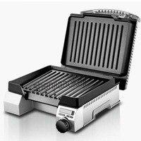 Профессиональный коммерческий барбекю машина стейк машина бытовой жареные на гриле железная пластина барбекю мясо машины 220 В 1650 Вт 1 шт.