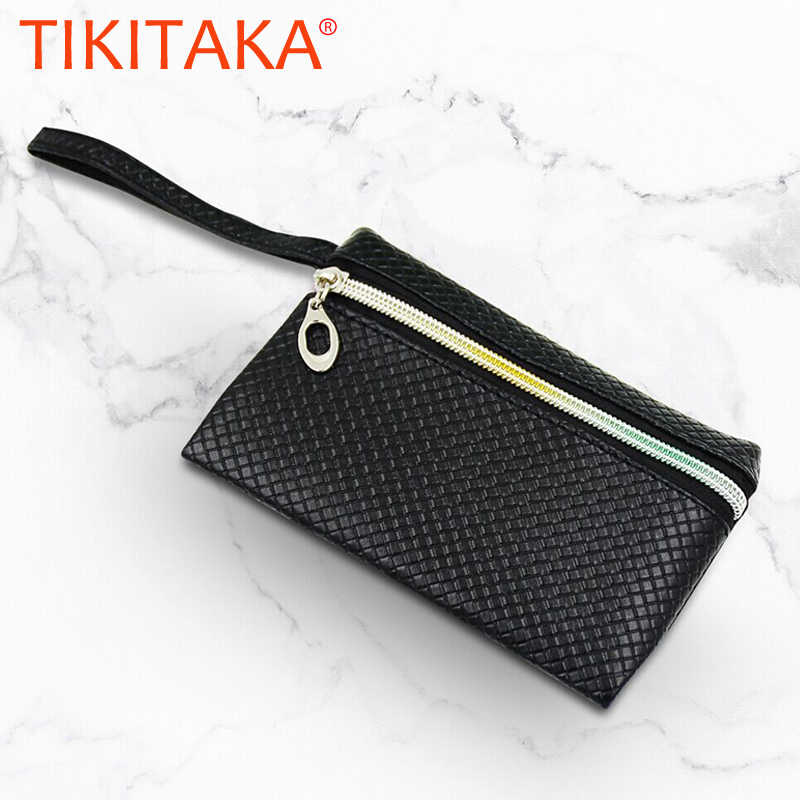 Zipper Women Wallet Phone Bag Leather Case For iPhone X 8 7 6 6s Plus For Samsung Galaxy S7 Edge S6 Xiaomi Mi5 Redmi 3S Note3 4