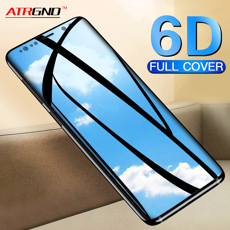 Protective-Glass Tempered-Screen-Protector S8plus Samsung Galaxy S7-Edge Note 8 for S9