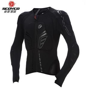 SCOYCO Motorcycle Jacket Prote