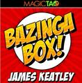 2016 New Bazinga Box (Online Instructions & Gimmicks) - Magic Trick,Street Magic,Close up,Card,Mentalism Magic,Stage,Illusion