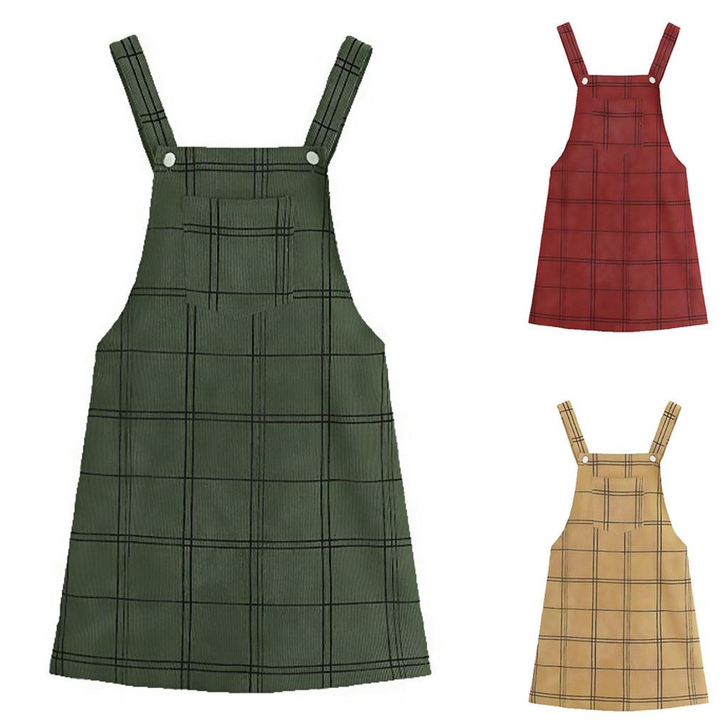 08b6e4ebea8aa Dotfashion Bib Pocket Front Overall Dress 2019 Burgundy Square Neck ...