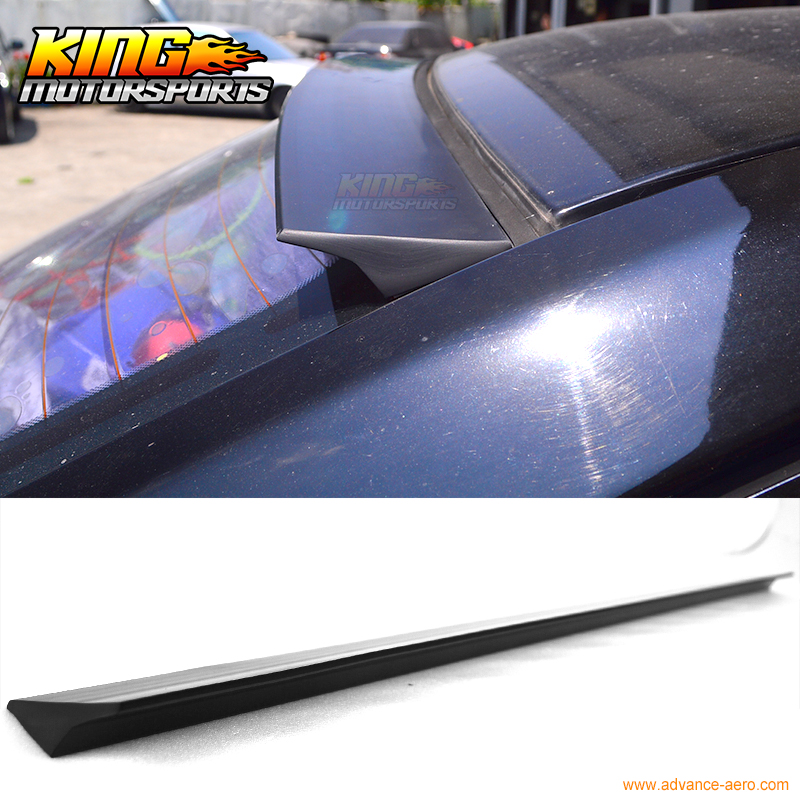 For 09 10 11 Mazda 6 2nd VRS Style Roof Spoiler Wing Unpainted - PUF for 09 10 11 mazda 6 2nd vrs style roof spoiler wing unpainted puf