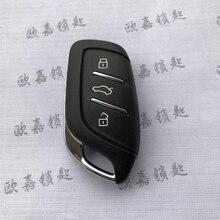 Для MG HS fob smart remote key control 433 МГц, без ключа go вход доступ push start