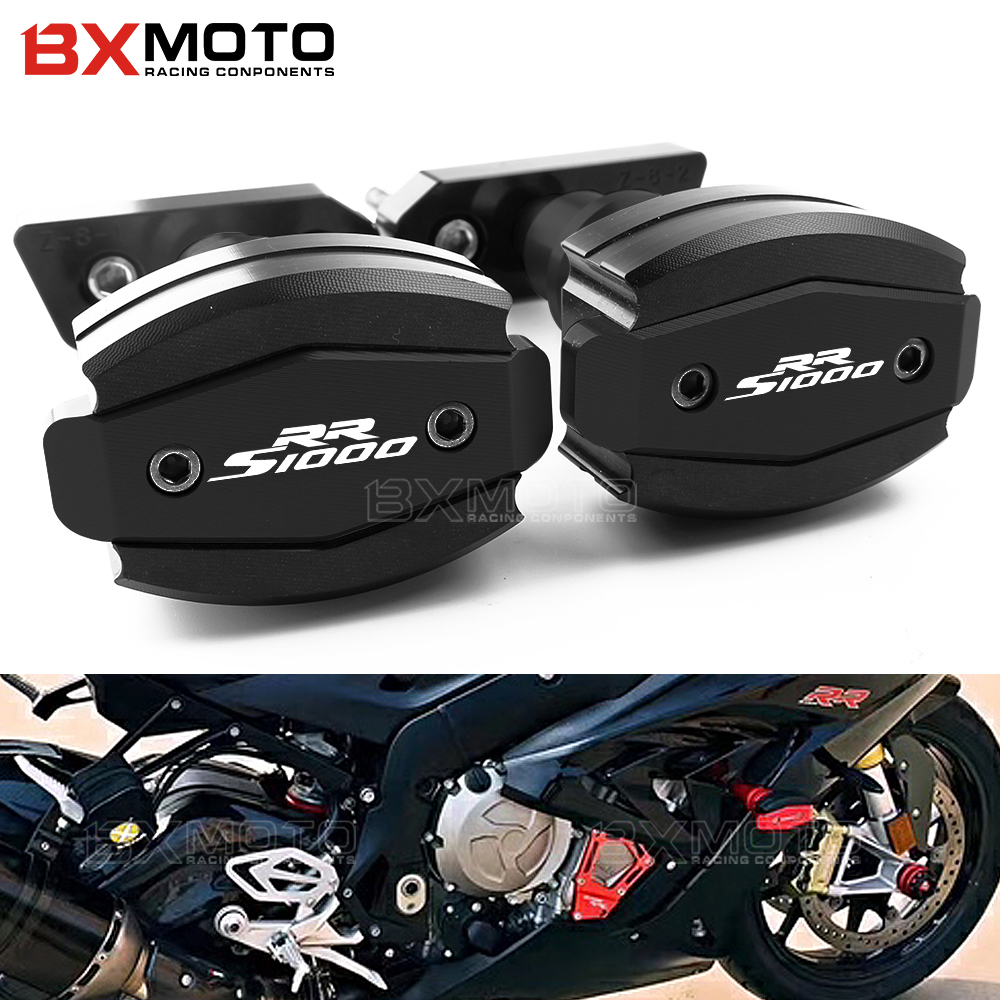 CNC Aluminium Motorcycle Falling Protection For BMW S1000RR S 1000 RR 10 15 Frame Slider Fairing