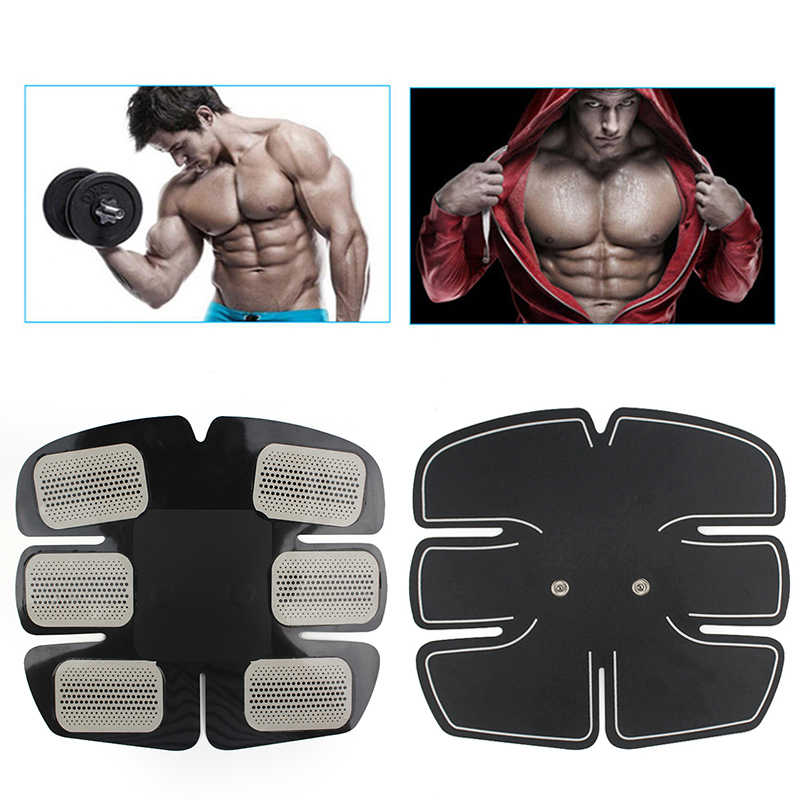 Skin Care Tools Shop For Cheap Hot Healthy Smart Abdominal Muscle Trainer Sticker Gym Abs Muscle Stimulator Pad Fitness Arm Sticker Electric Pulse Stickers Beauty & Health