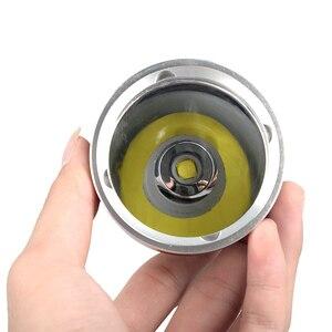 Image 2 - 7000Lums גבוהה כוח צלילה פנס צלילה XHP70.2 מקצועי LED מתחת למים לפיד 200m 26650 IPX8 עמיד למים צלילה מנורה