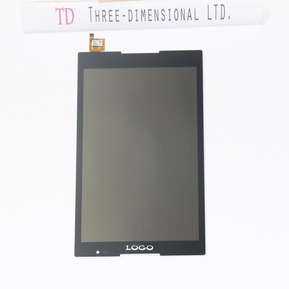 Prix pour Pour Lenovo Tab S8-50 S8-50F S8-50LC Écran Tactile Digitizer Verre + LCD Assemblée D'affichage Pièces Outils