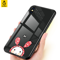 For IPhone 5 5S Case Luxury Transparent Soft TPU 3D Relief Print Back Flip Cover Case